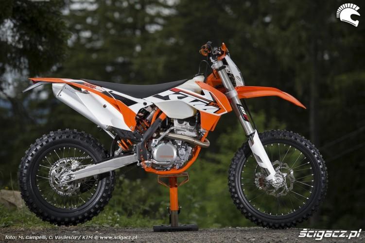 ktm 2015 exc motocykl