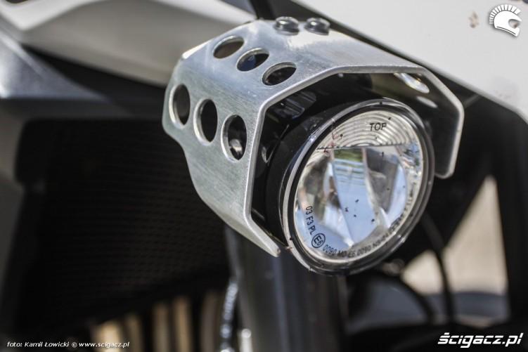 halogen Triumph Explorer XD