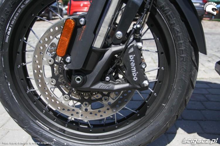 kolo przednie Triumph Explorer XD