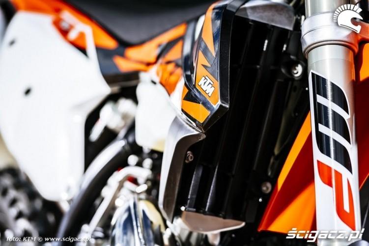 KTM EX 300 wtrysk