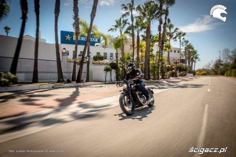 Triumph Bobber Bonneville 1200 2017