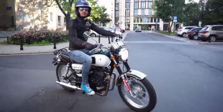 klasyk romet motocykl 400
