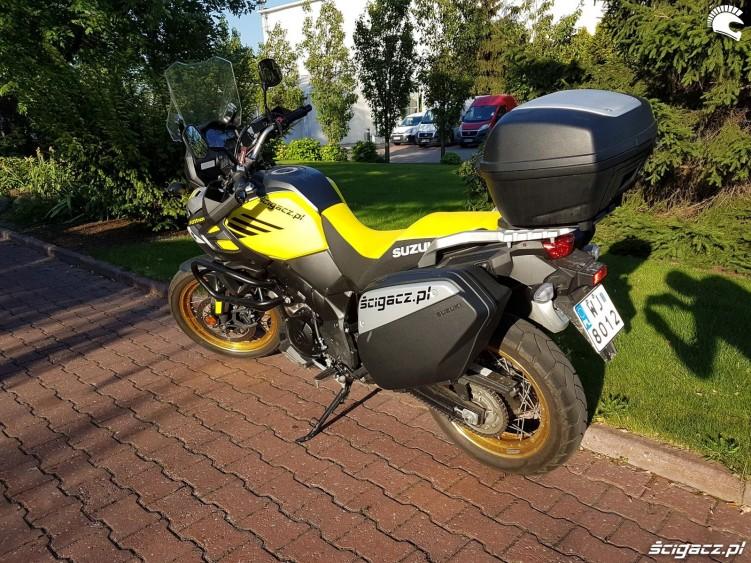 Suzuki V Strom 1000 2017 29