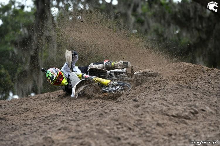 Husqvarna Motocross 2019 wywrotka 21