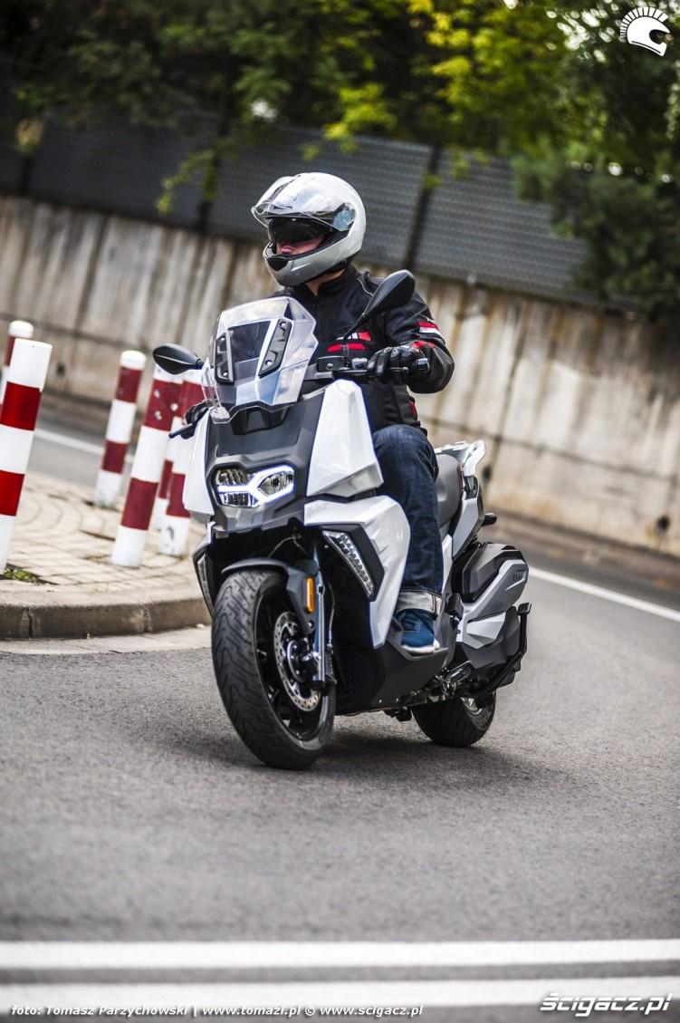 BMW C 400 X test 2019 16