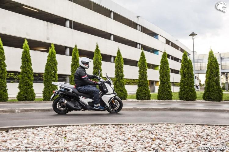 BMW C 400 X test 2019 35