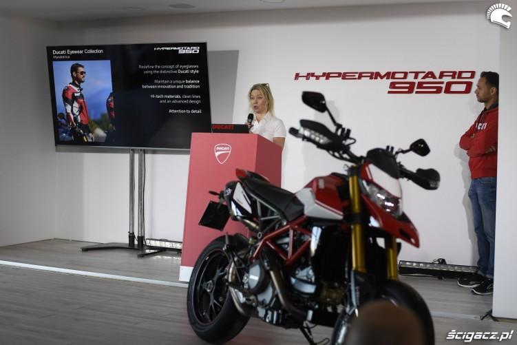 Hypermotard 950 przemowienie
