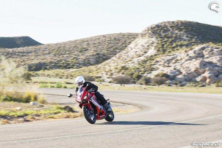 Honda CBR 650 R 2019 dynamika 03