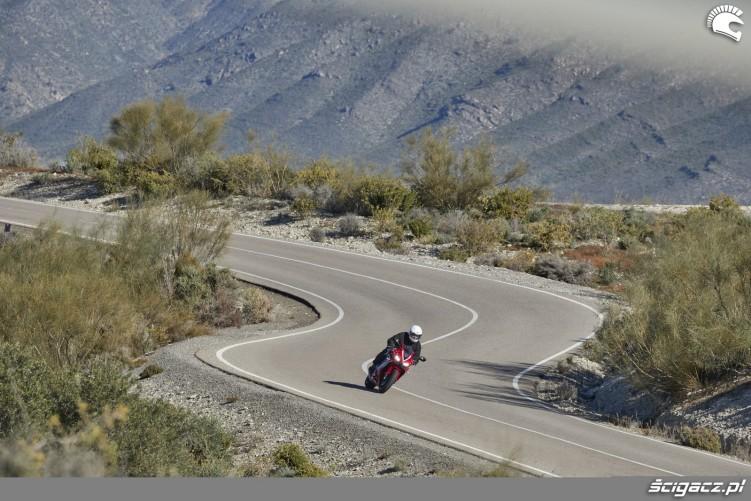 Honda CBR 650 R 2019 dynamika 26