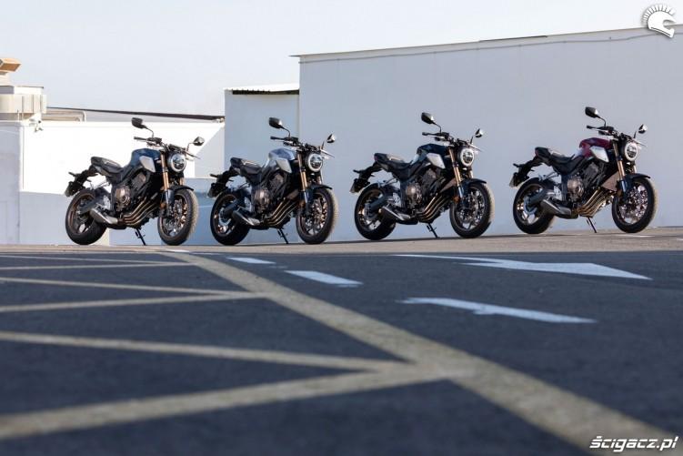Honda CB650R 2019 statyka 01