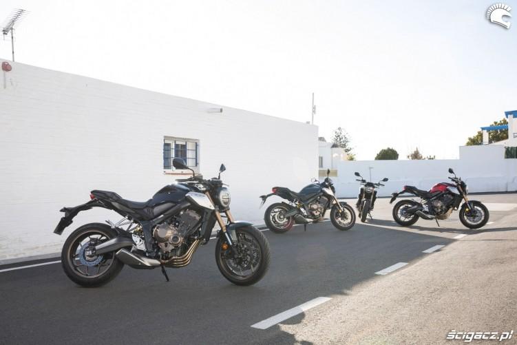 Honda CB650R 2019 statyka 02