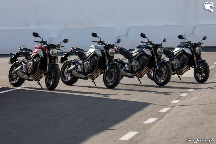Honda CB650R 2019 statyka 03