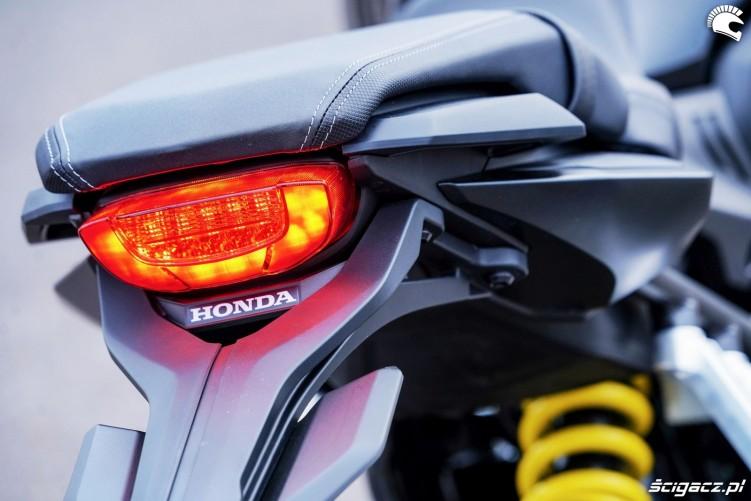 Honda CB650R 2019 statyka 29