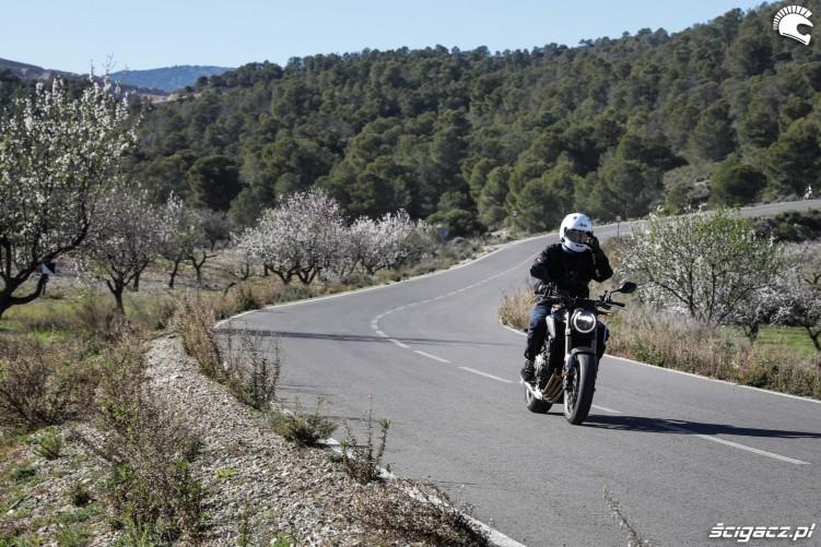 Honda CB 650R 2019 akcja 15