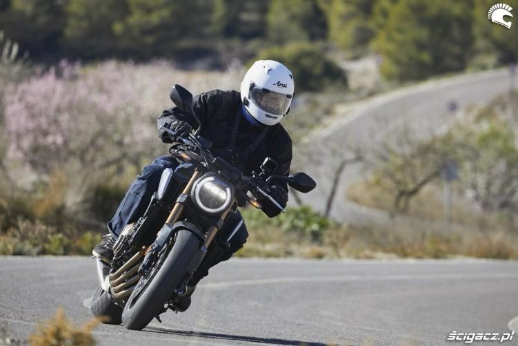 Honda CB 650R 2019 dynamicznie