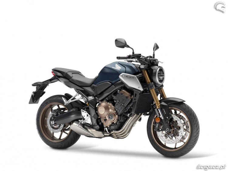 Honda CB 650 R 2019 studio 06