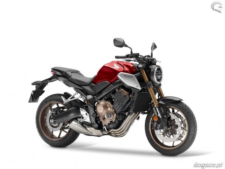 Honda CB 650 R 2019 studio 09