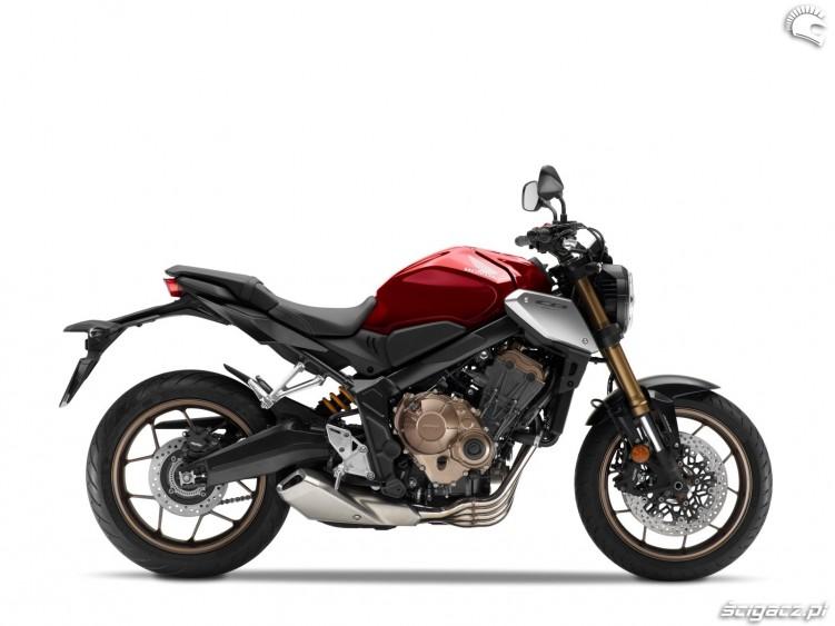 Honda CB 650 R 2019 studio 11