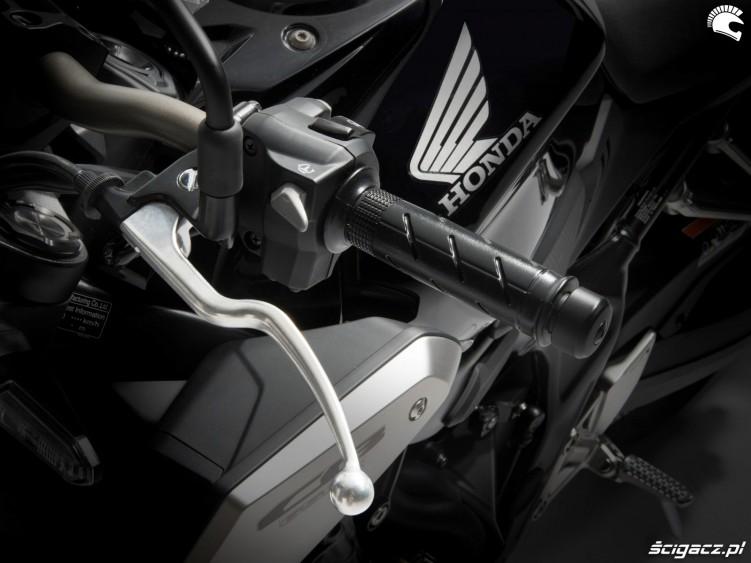 Honda CB 650 R 2019 studio 14
