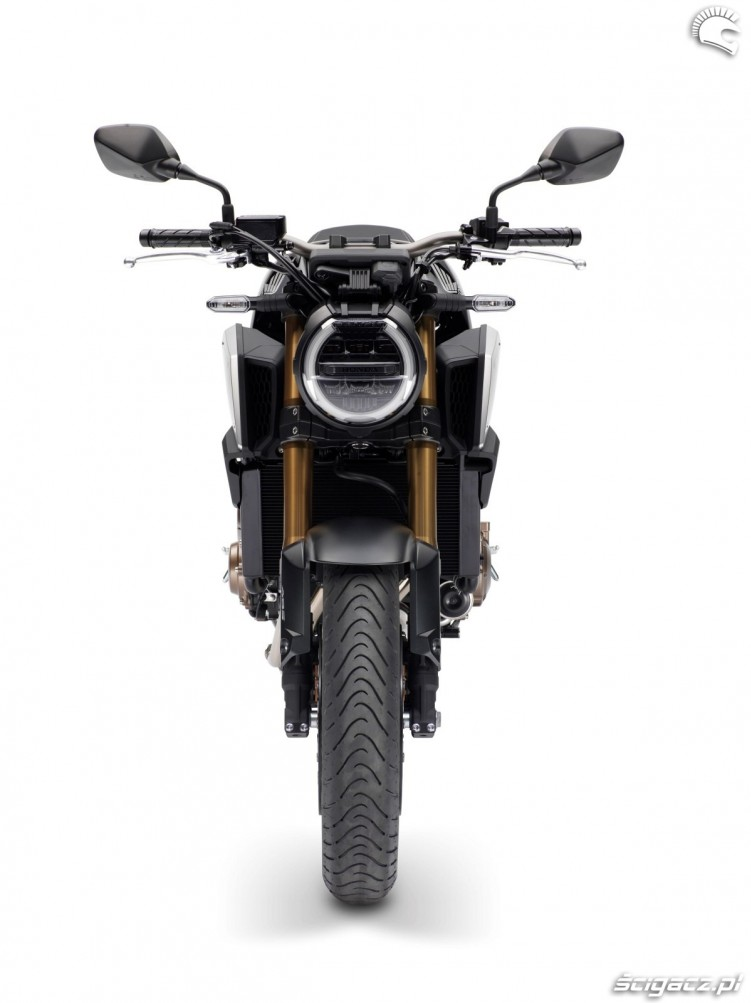 Honda CB 650 R 2019 studio 19