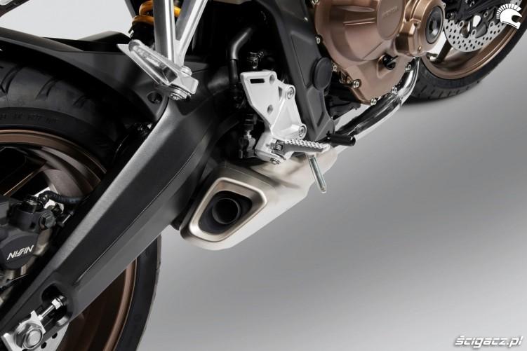 Honda CB 650 R 2019 studio 20