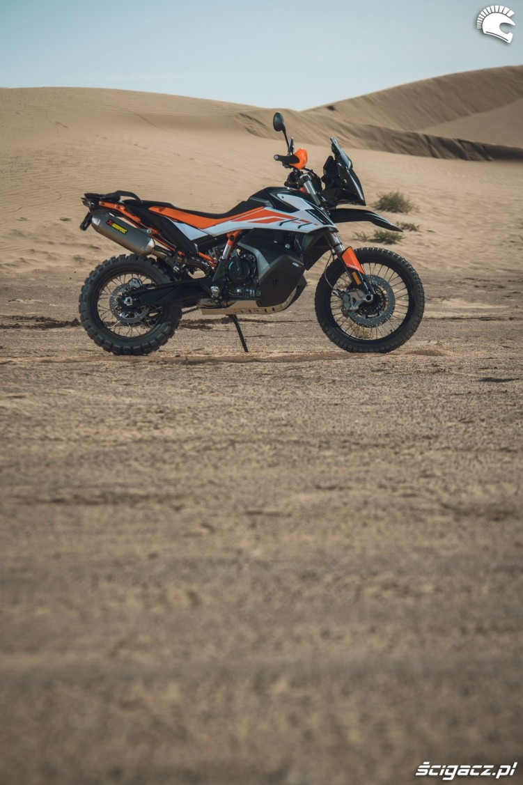 790 ktm adventure maroko