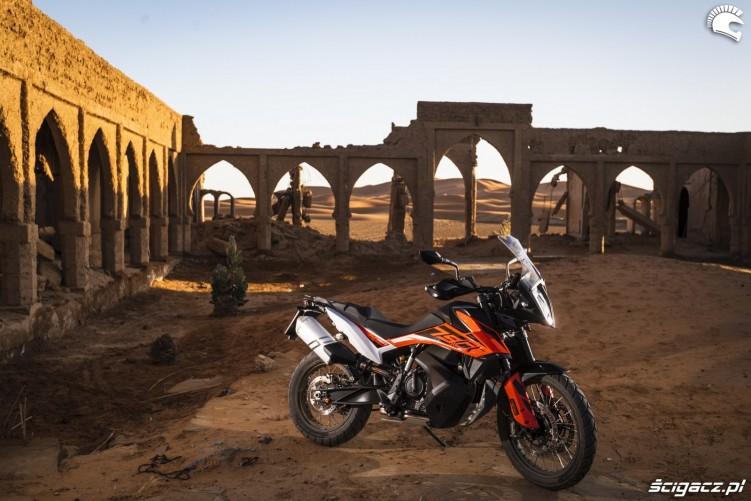 790adventure ktm maroko