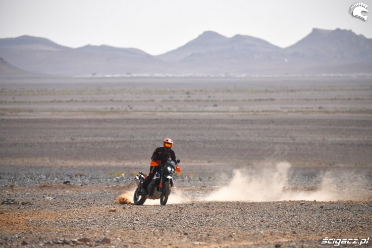 KTM 790 Adventure off road 09
