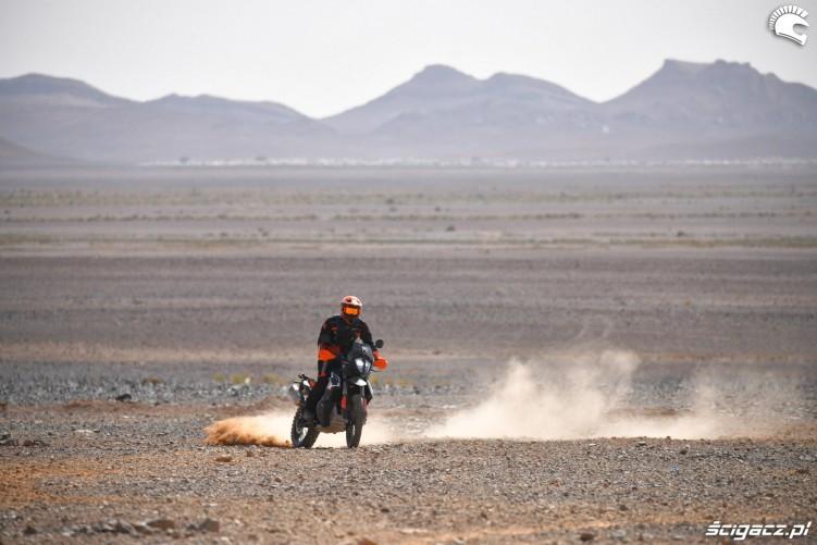 KTM 790 Adventure off road 10