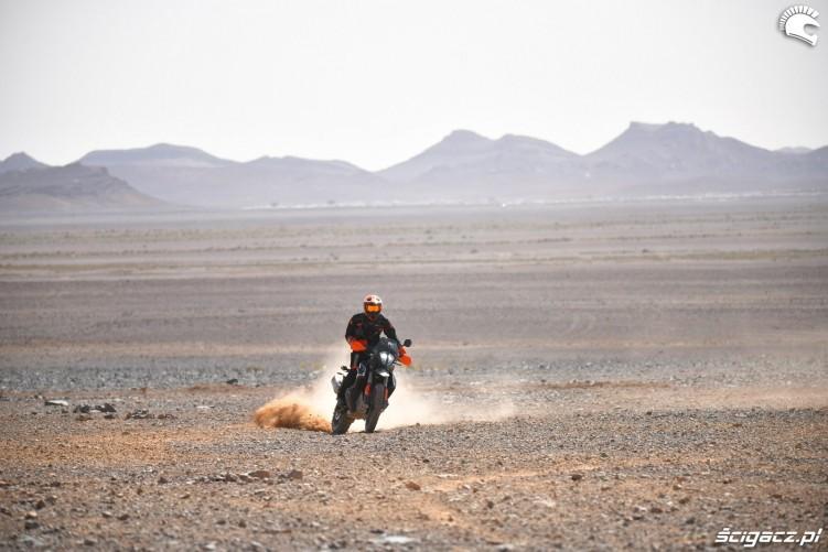 KTM 790 Adventure off road 16