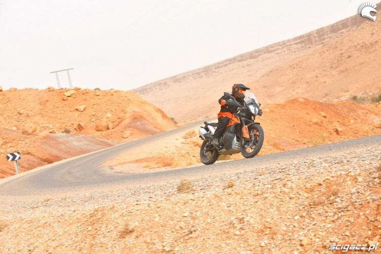 KTM 790 Adventure on road 05