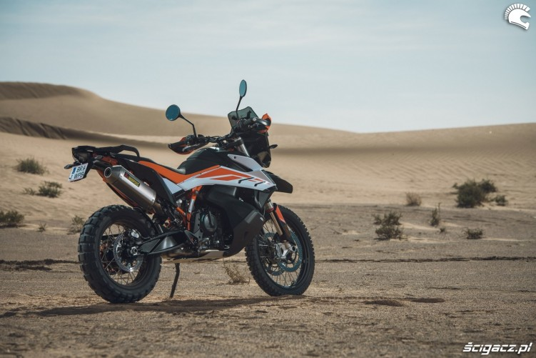 ktm 790 adventure maroko