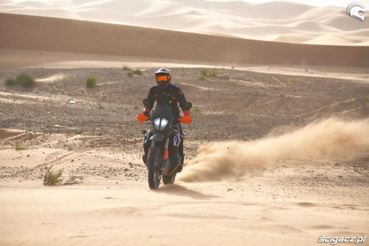ktm testy w maroku adventure