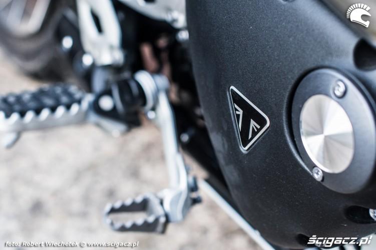 Triumph Scrambler 1200 oslona