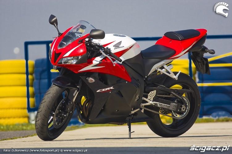 motocykl lewa strona honda cbr600rr 2009 test tor panoniaring c mg 0108