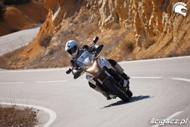 Honda CrossToure YM12 w gorach