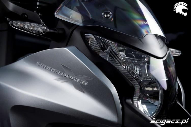 Lampa przednia Honda CrossTourer 2012