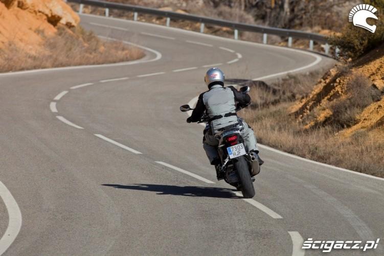 W trasie Honda CrossToure YM12