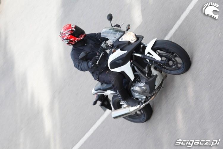 Na trasie Honda NC700X 2012
