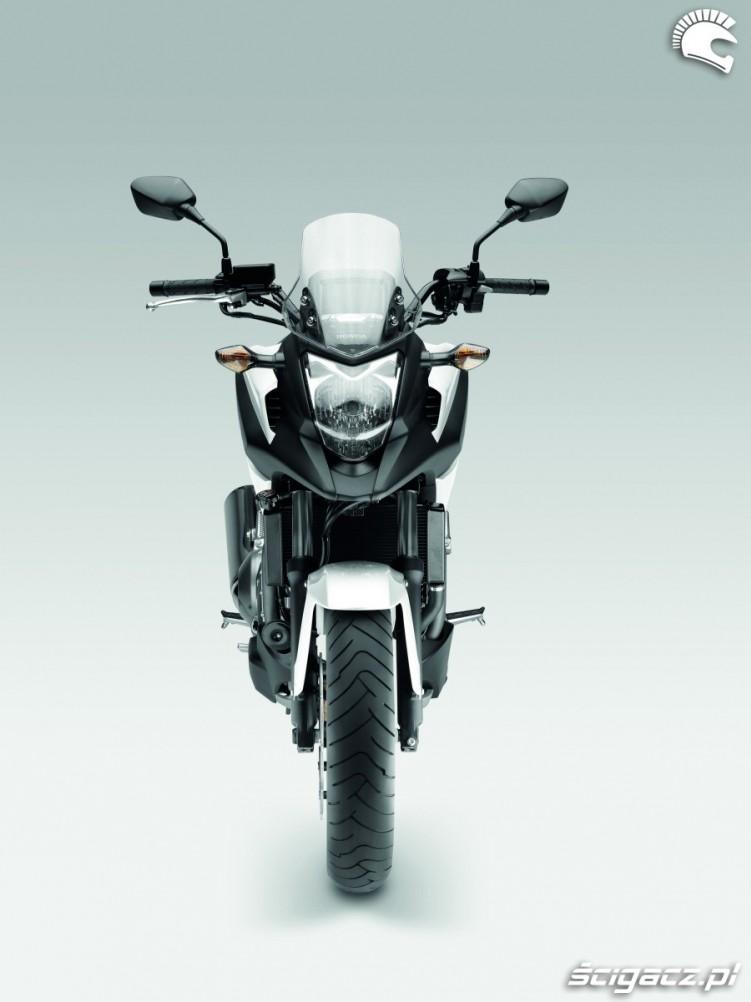 Przod Honda NC700X YM 2012