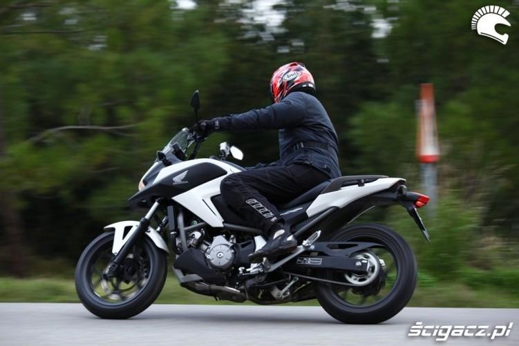 Wiraze Honda NC700X 2012