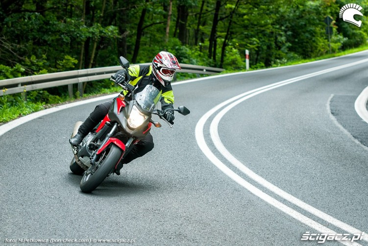Zlozenie Honda NC700X