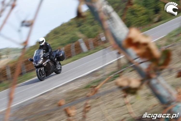 Kawasaki 1400 GTR 2010 Toskania