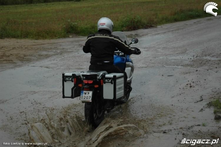 gruby offroad Yamaha XT1200Z Super Tenere