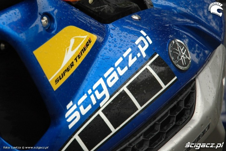 logo scigacz Yamaha XT1200Z Super Tenere