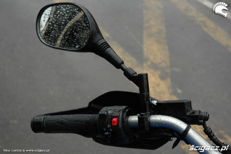lusterko lewa strona Yamaha XT1200Z Super Tenere