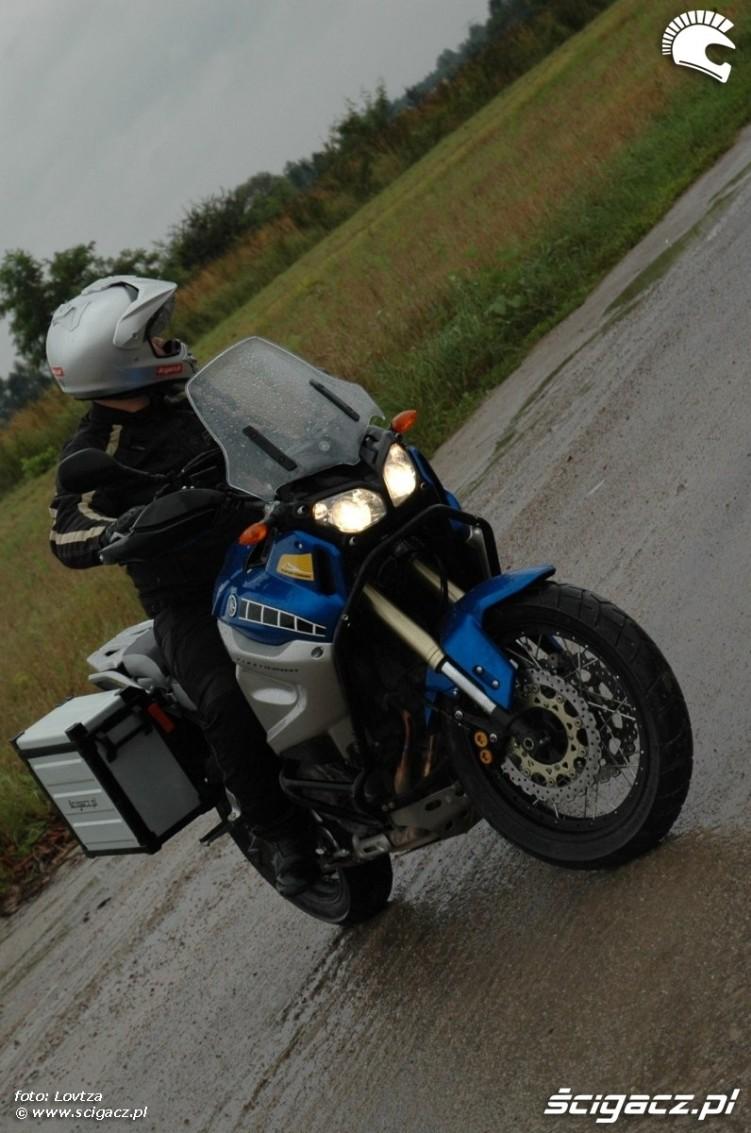 nawrotka Yamaha XT1200Z Super Tenere