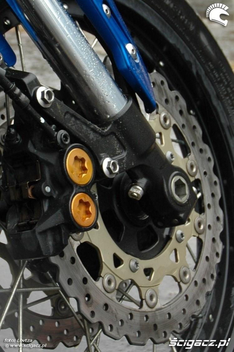 przedni hamulec Yamaha XT1200Z Super Tenere