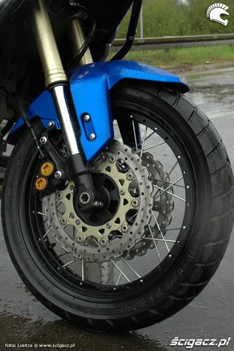 przednie kolo zawias usd Yamaha XT1200Z Super Tenere
