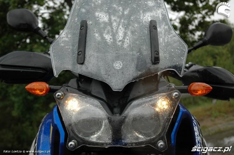przod w oslonie Yamaha XT1200Z Super Tenere